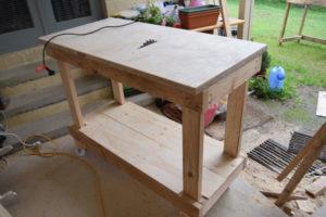 bench-top